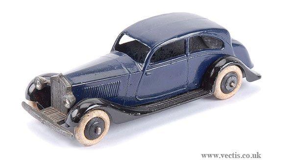 2022: Dinky No.30B Rolls Royce