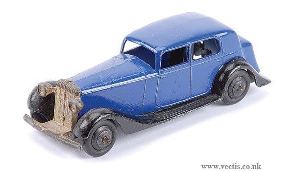 2023: Dinky No.30C Daimler