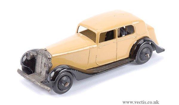 2024: Dinky No.30C Daimler