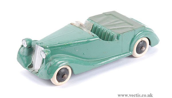 2039: Dinky No.38B Sunbeam Talbot Sports