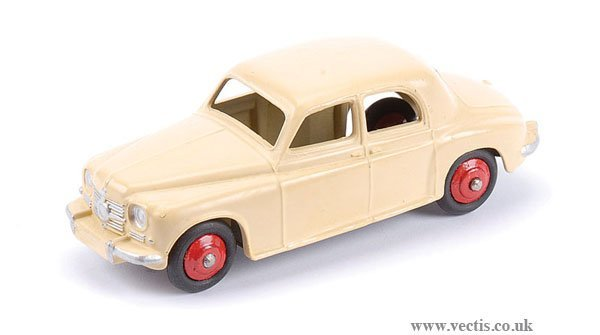 2165: Dinky No.140B Rover 75 Saloon