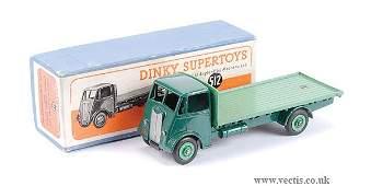 2353: Dinky No.152 Guy Flat Truck