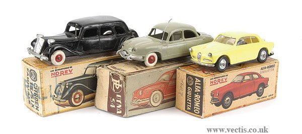 3004: Norev Dyna Panhard & Others