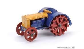"3571: Dinky Pre-war No.22E Farm Tractor ""Dinky Toys"""