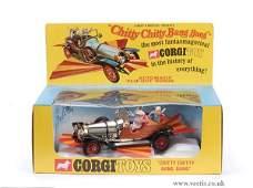 3874: Corgi No.266 Chitty Chitty Bang Bang Car