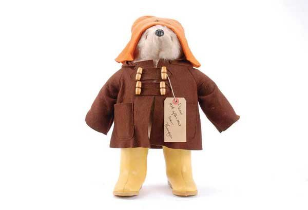 1059: Gabrielle Designs Paddington Bear