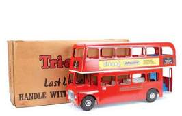 1619: Triang Large Pressed Steel Routemaster Bus