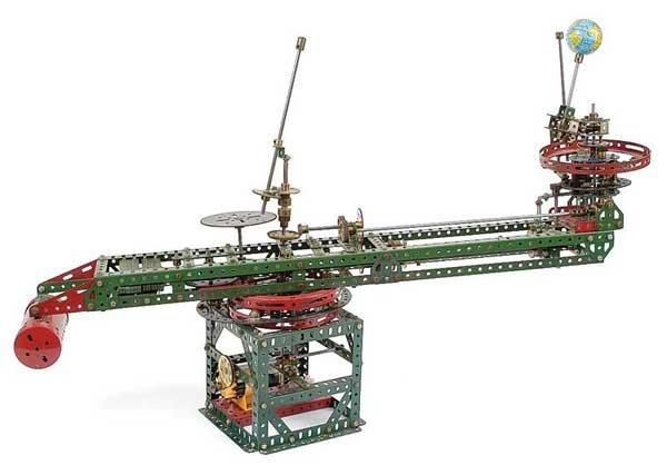 "4001: Meccano Orrery ""Canadian Special Model No.1"""