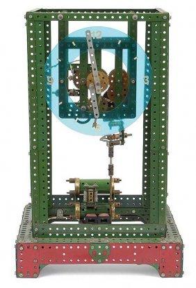 4003: Meccano Bulle Clock