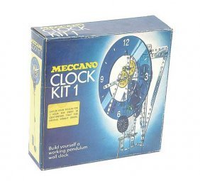 Meccano Clock Kit No.1