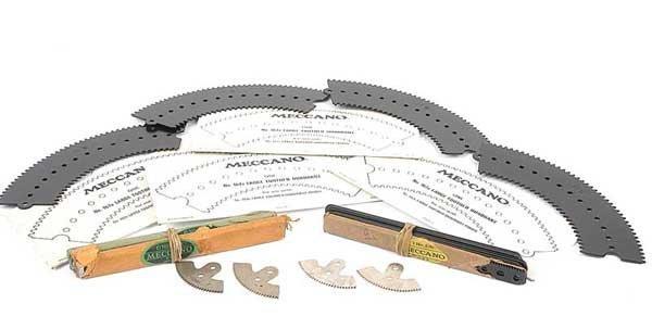 4009: Meccano - A Quantity of Components