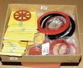 4013: Meccano - A Quantity of Circular Components
