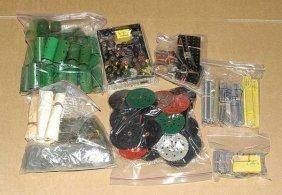 4014: Meccano - A Quantity of Loose Components