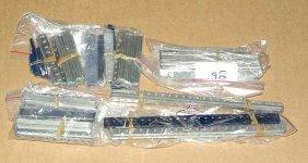 4016: Meccano - A Quantity of Silver Components
