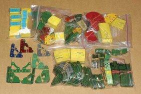 4023: Meccano 1950s and 60s Small Components