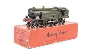 4721: Hornby Pre-war 4-4-2 Clockwork GW Tank Loco