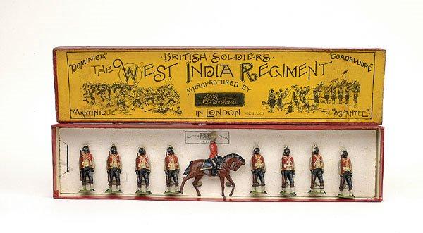 4: Britains Set 19-West India Regt-1910 version