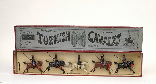 11: Britains Set 71 - Turkish Cavalry - 1897 version