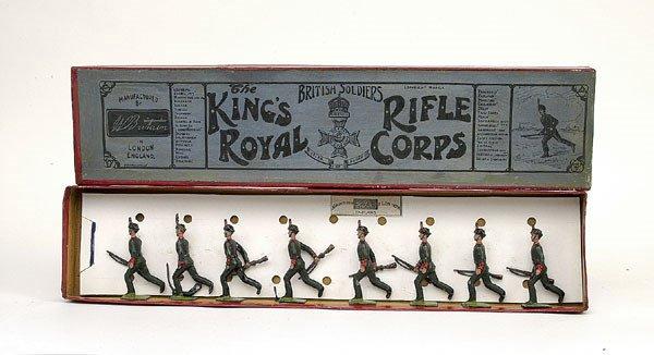 14: Britains Set 98 - K R R C - 1914 version