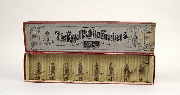 17: Britains Set109-The Dublin Fusiliers-1910 version