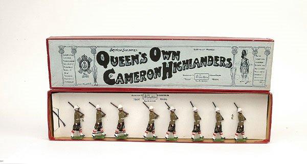 19: Britains-Set 114 - QOC Highlanders - Pw version