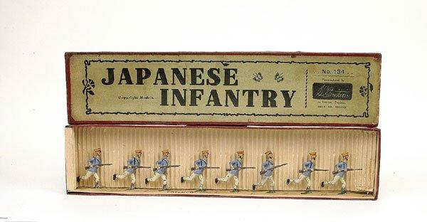 23: Britains Set134-Japanese Infantry-1925 version