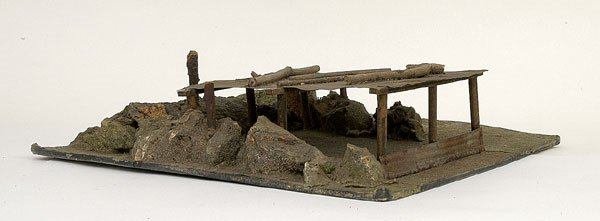 105: Britains Set 1867-Open Type Field Shelter - 1940