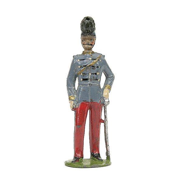 730: Britains - Paris Office-Austro Hungarian Officer