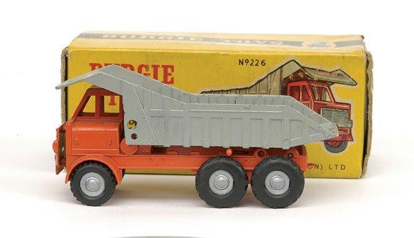 1002: Budgie No.226 Foden Heavy Duty Dump Truck