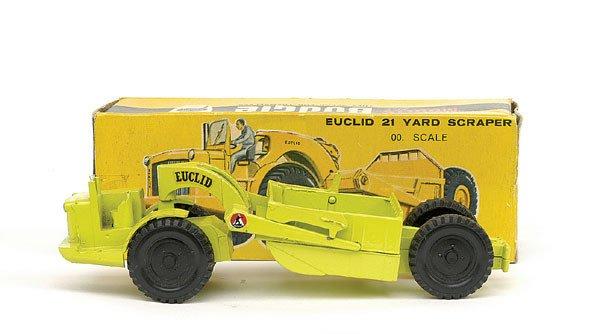 1005: Budgie No.282 Euclid Scraper