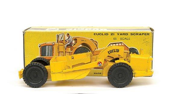1007: Budgie No.282 Euclid Scraper