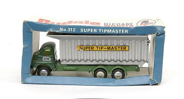 1011: Budgie No.312 Super Tipmaster