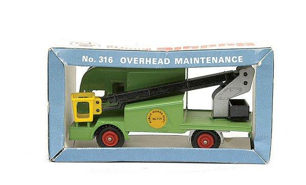 1012: Budgie No.316 Overhead Maintenance Truck