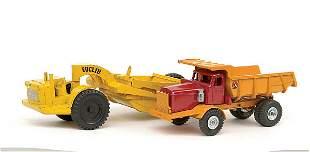 Budgie No.242 Euclid Dump Truck