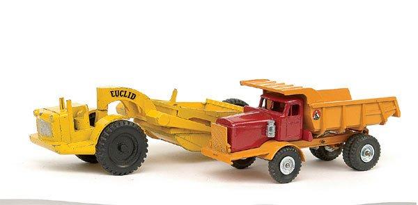 1017: Budgie No.242 Euclid Dump Truck