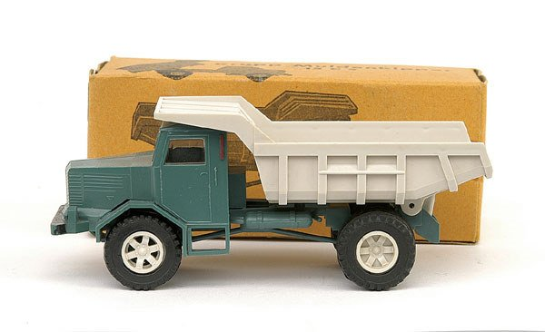 1020: Siku No.V105 plastic Krupp Tipping Truck