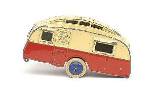 Dinky Pre-war No.30G Caravan