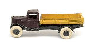 Dinky No.25E Tipping Wagon -