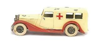 Dinky No.24A Ambulance