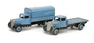 Dinky A pair of 25 Series Lorries