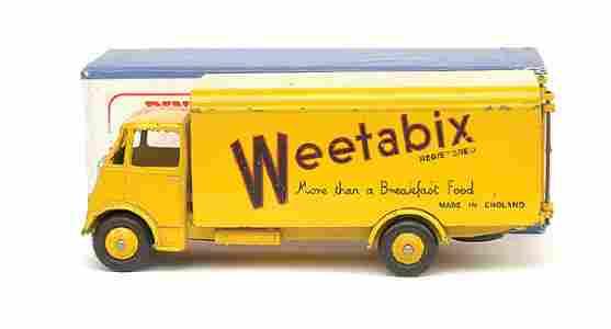 """2677: Dinky No.514 Guy Van """"Weetabix"""""""