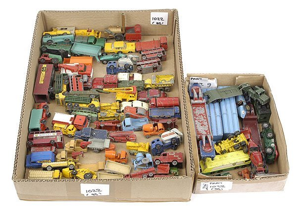 1022: Matchbox - A Group of Unboxed