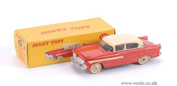 3004: Dinky No.174 Hudson Hornet Sedan