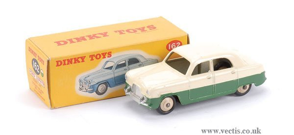 3022: Dinky No.162 Ford Zephyr Saloon