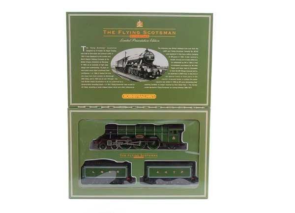 "4002: Hornby R075 4-6-2 No.4472 ""Flying Scotsman"""