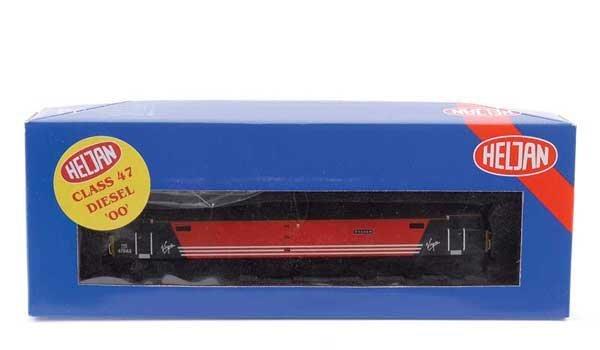"4004: Heljan 4600 Co-Co No.47843 ""Vulcan"""
