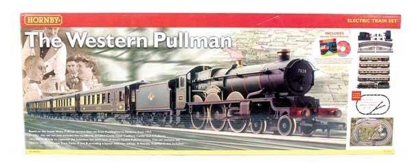 """4009: Hornby R1048 """"The Western Pullman"""" Train Set"""