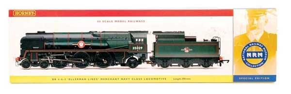 """4012: Hornby R2294 4-6-2 No.35029 """"Ellerman Lines"""""""