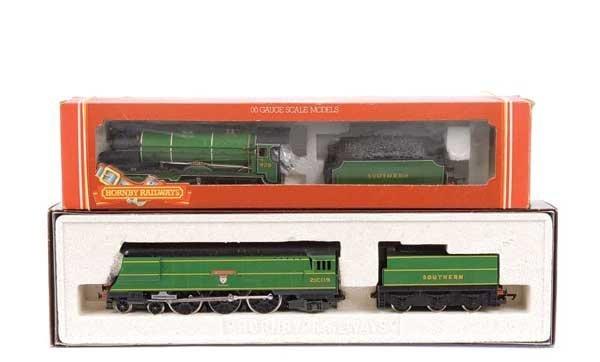 4013: Hornby Railways - A Pair of Steam Locos
