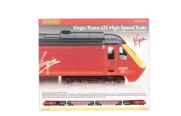 4014: Hornby R2045 Highspeed Train Pack